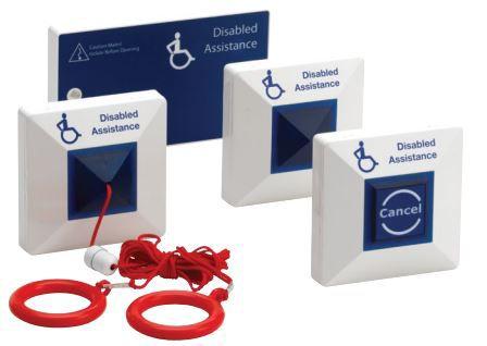Notifier Emergency Assist Alarm Kit