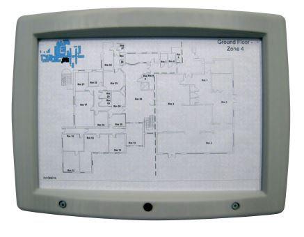 Vigilon A3 Mimic Panel