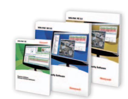 Honeywell WIN-PAK Integrated Security