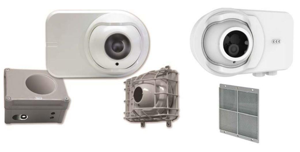Open Area Smoke Imaging Detector
