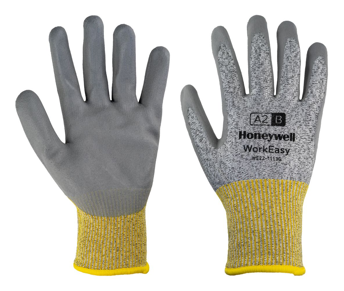 Honeywell Workeasy Safety Gloves – yellow