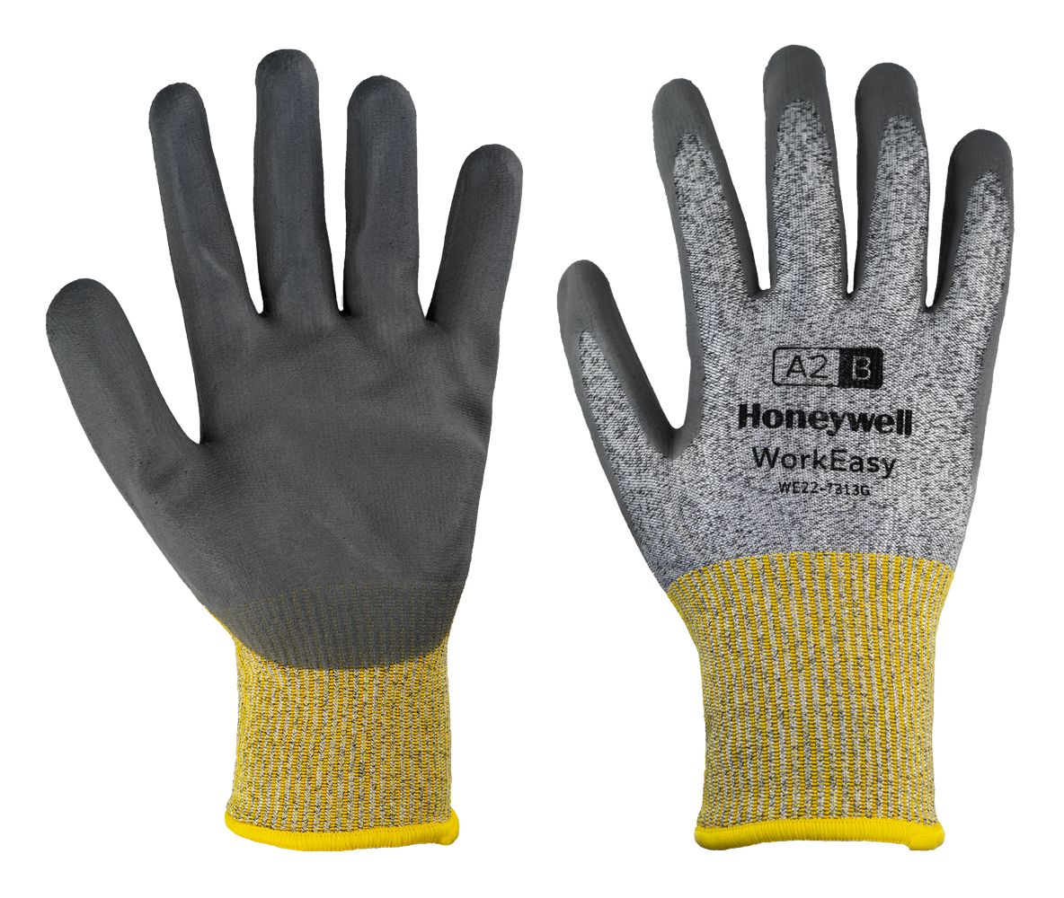 Honeywell Workeasy Safety Gloves – yellow