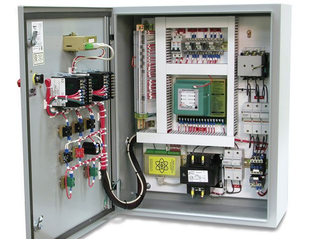 Control Panel CPH Product Image