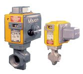 Hi Pressure Electro-Mechanical Gas Shut-off Valves Product Image