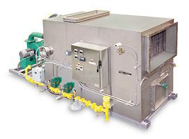 ER Indirect Air Heater Product Image