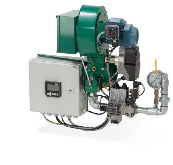 Packaged burner system