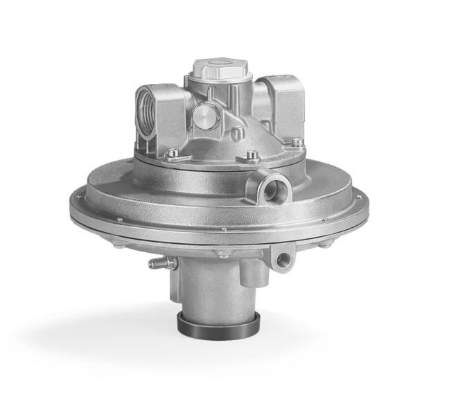 Variable air/gas ratio controls