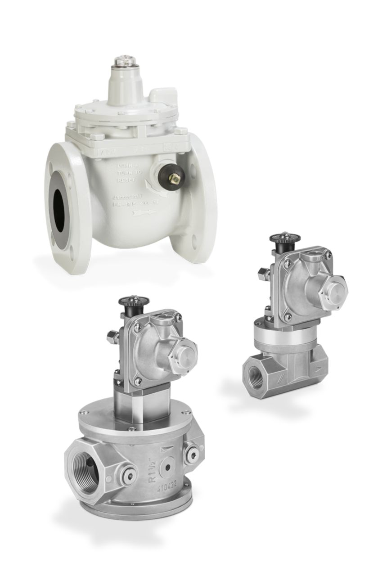 Safety shut-off valves