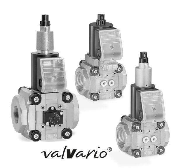 Solenoid valve for air VAA