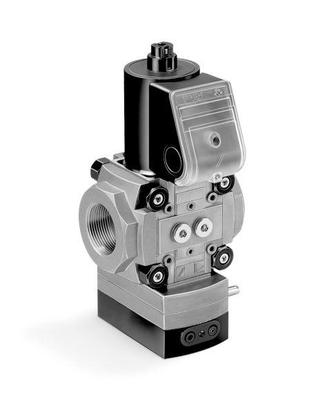 Primary Image for VAD, VAG, VAH, VAV pressure regulators with solenoid valve