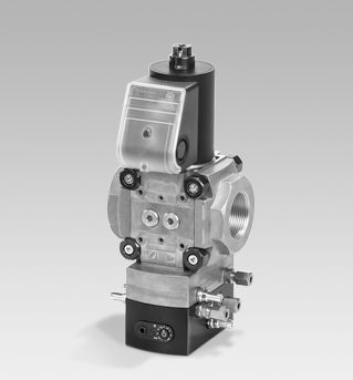 Secondary image for VAH pressure regulators with solenoid valve