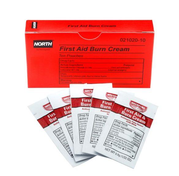 021020-10 First Aid Burn Cream Kit
