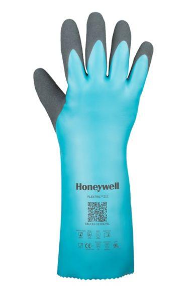 Honeywell Flextril Nitrile Chemical Gloves