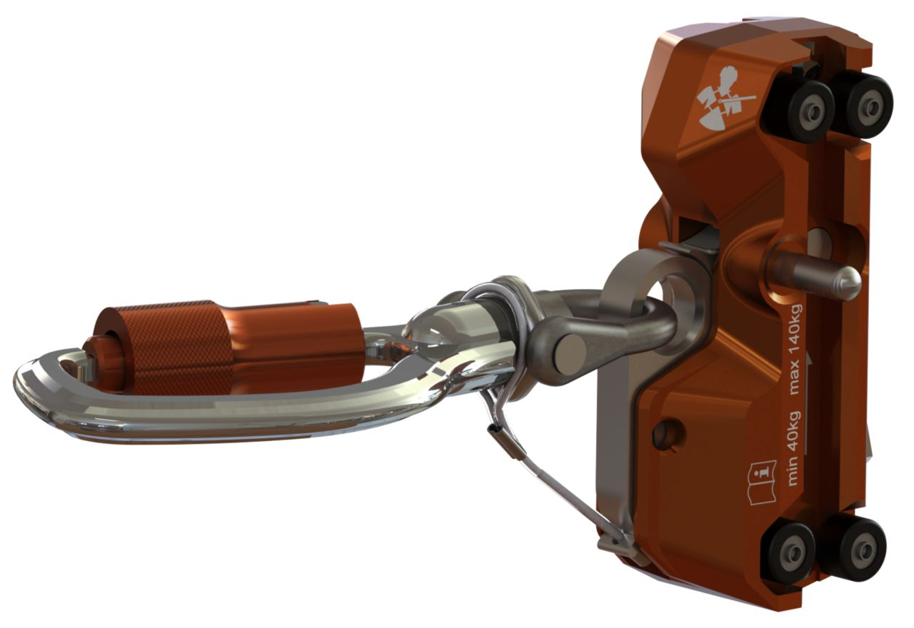 Miller GlideLoc™ Ladder Climbing System Kits (Rail)_2