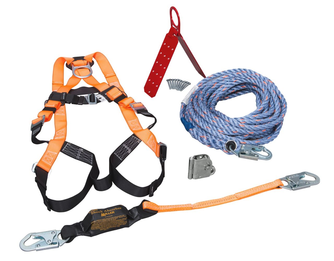 Miller Roofing Fall Protection Kits_2