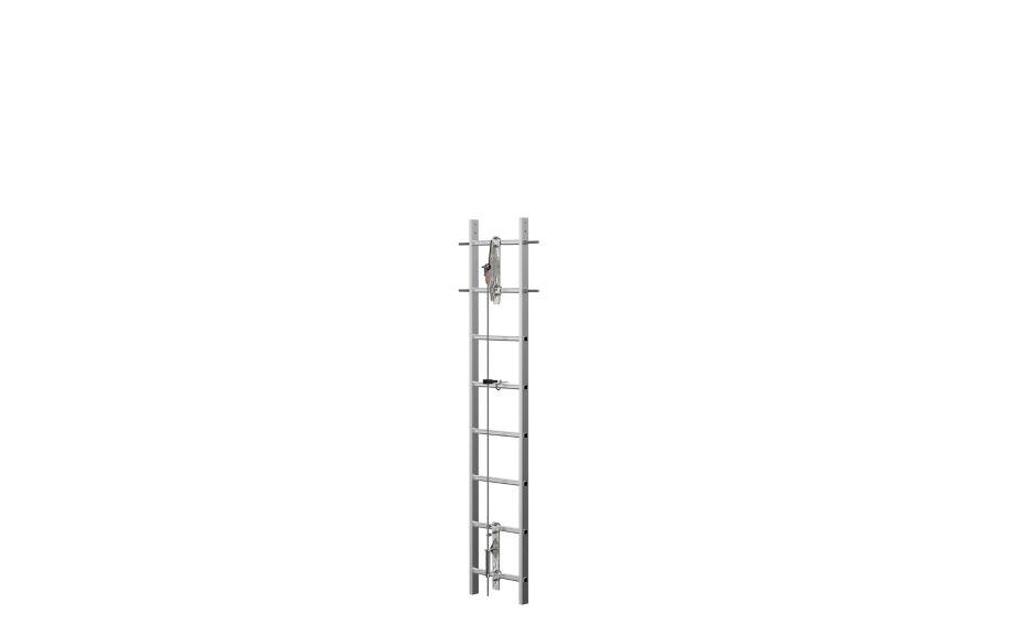Universal Rung Bracket System