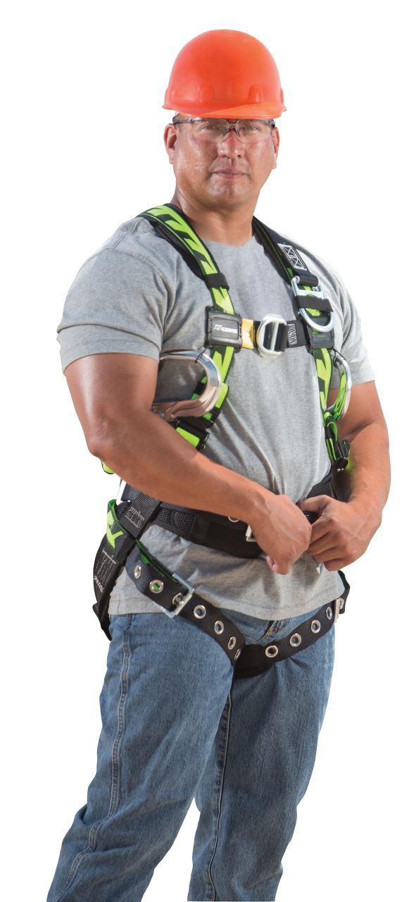 Miller AirCore Oil and Gas Harness