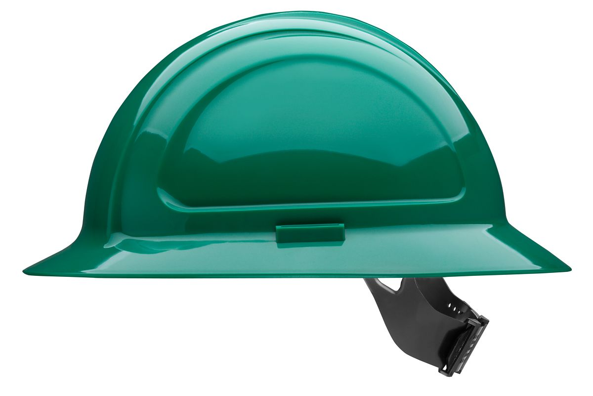 N20040000_N20 North Zone Green Pinlock Hard Hat