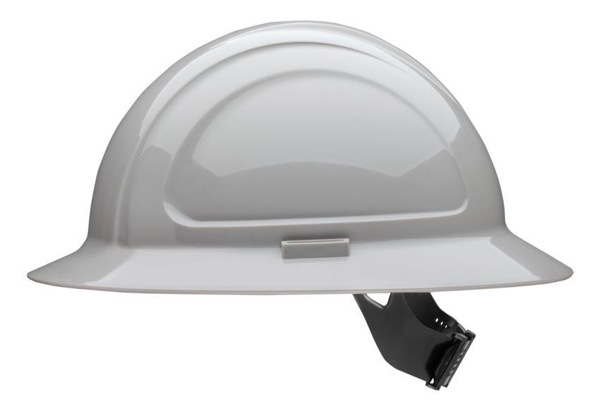 N20090000_N20 North Zone Grey Pinlock Hard Hat