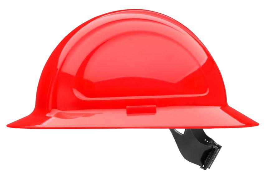 N20150000_N20 North Zone Red Pinlock Hard Hat