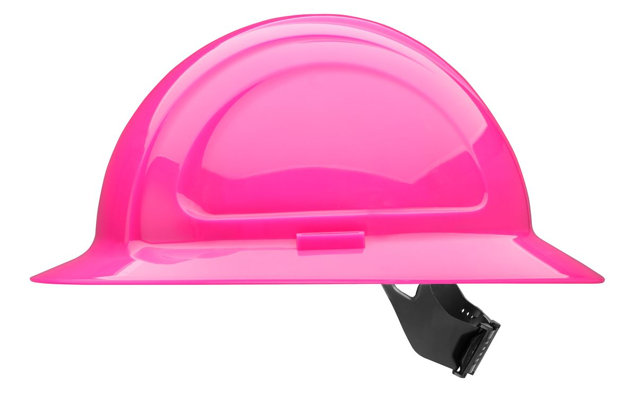 N20200000_N20 North Zone Hot Pink Pinlock Hard Hat