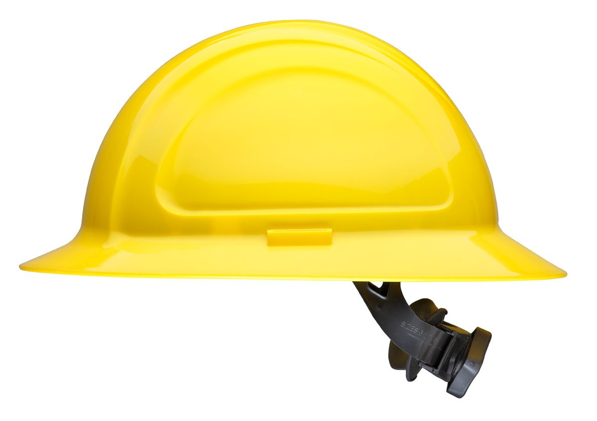 N20R020000 N20 Yellow Ratchet North Zone Hard Hat