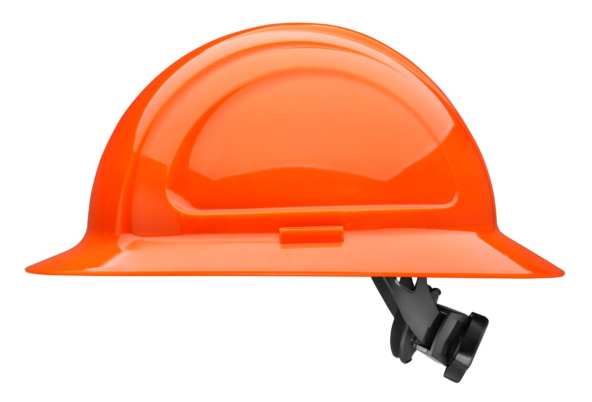 N20R030000_N20 Orange Ratchet North Zone Hard Hat