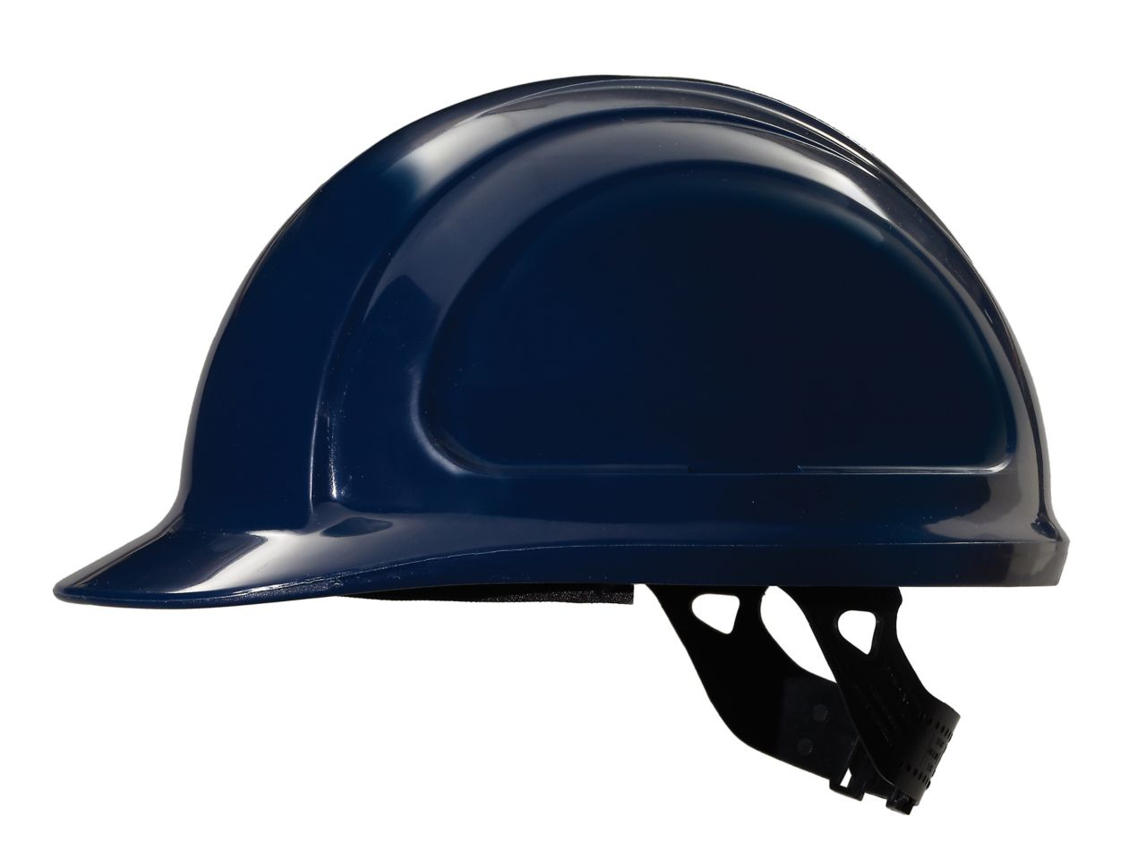 North Zone Hard Hat Navy Blue Quick Fit