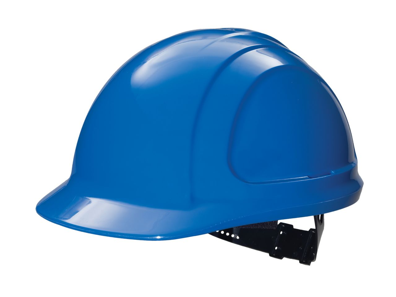 North Zone Hard Hat Royal Blue Quick Fit