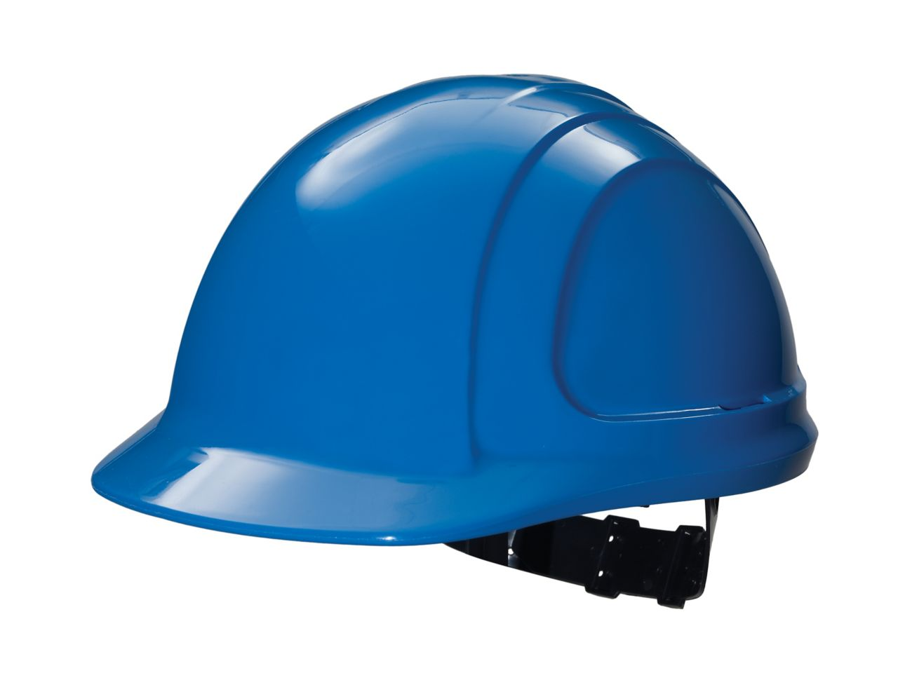 North Zone Hard Hat Sky Blue Quick Fit