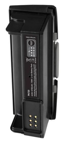 PA700 PAPR Battery, Back