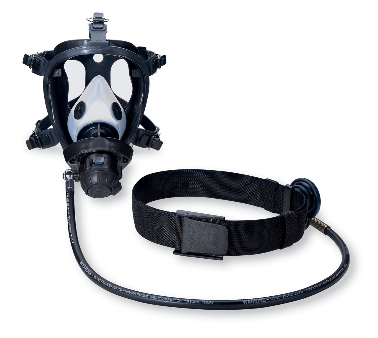 Honeywell Panther™ Pressure Demand Supplied Air Respirator (PD-SAR) Hip-Pac with Nylon Harness_2