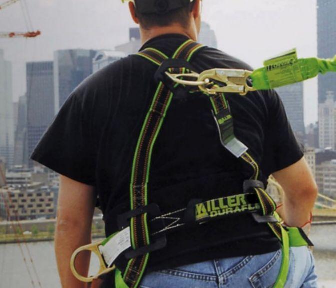 New! Honeywell Miller 25805-Z7 Guided Type Fall Arrester 27192