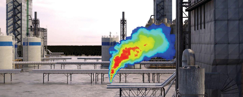 Gas Cloud Imaging