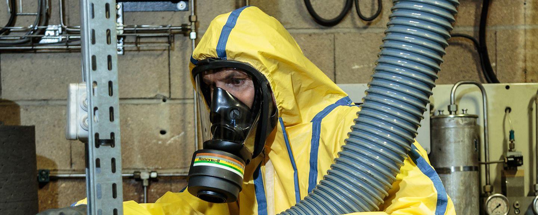Filtrierende Atemschutzgeräte