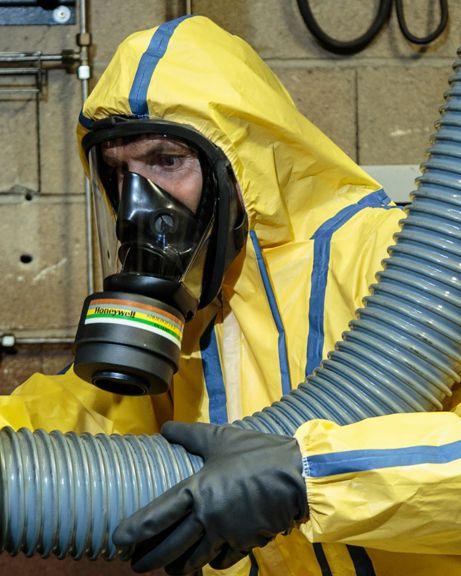 Appareil de protection respiratoire filtrant (APR)