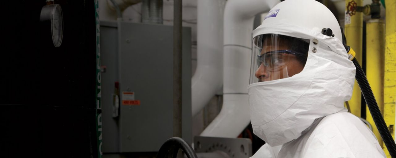 电动空气净化呼吸器 (PAPR)