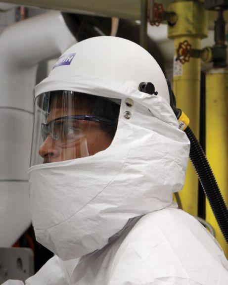 Appareils de protection respiratoire à épuration d'air motorisé (APRA)