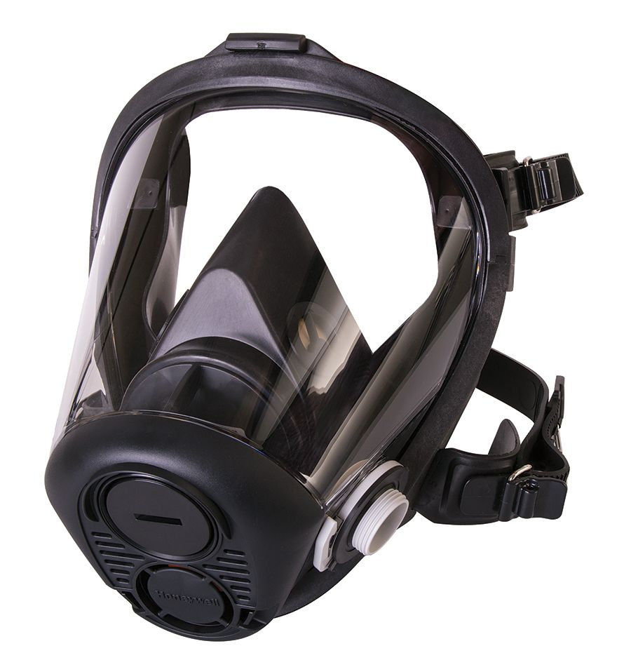 RU6500 Full Facepiece with 5 Strap Harness