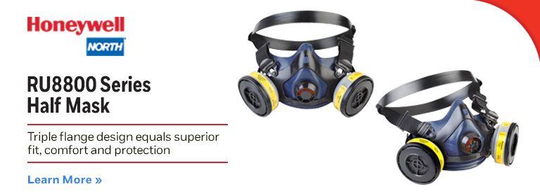 Honeywell North® RU8800 Half Mask_2