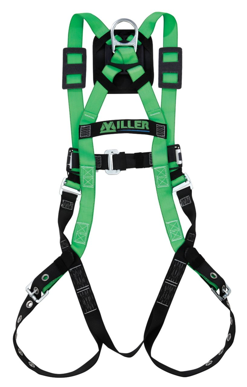 Miller HP™ (High Performance) Non-Stretch Harness_2