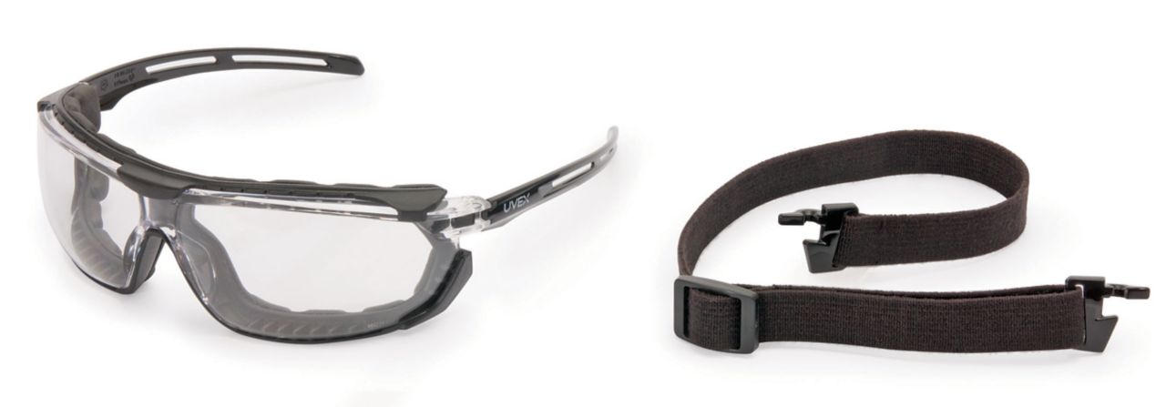Uvex Tirade Sealed Eyewear