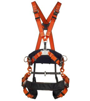 Miller Dragonfly Tree-Pruning Harness (EUR) - Image