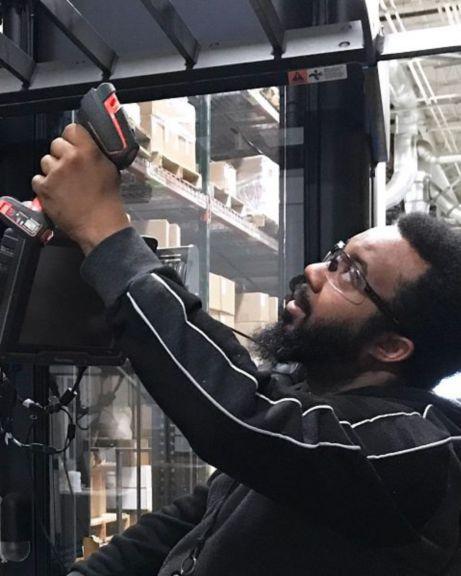 Computadora de mano resistente