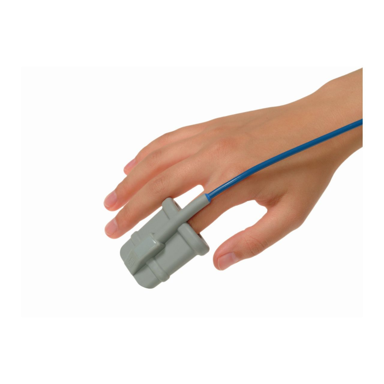 SoftTip, SoftTip plus - small, on patient finger