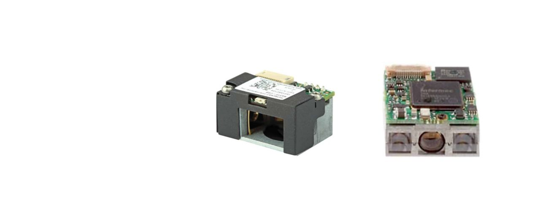 Motores de escaneo de códigos de barras 1D