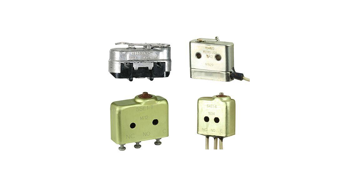 Aerospace & Military Basic Switches