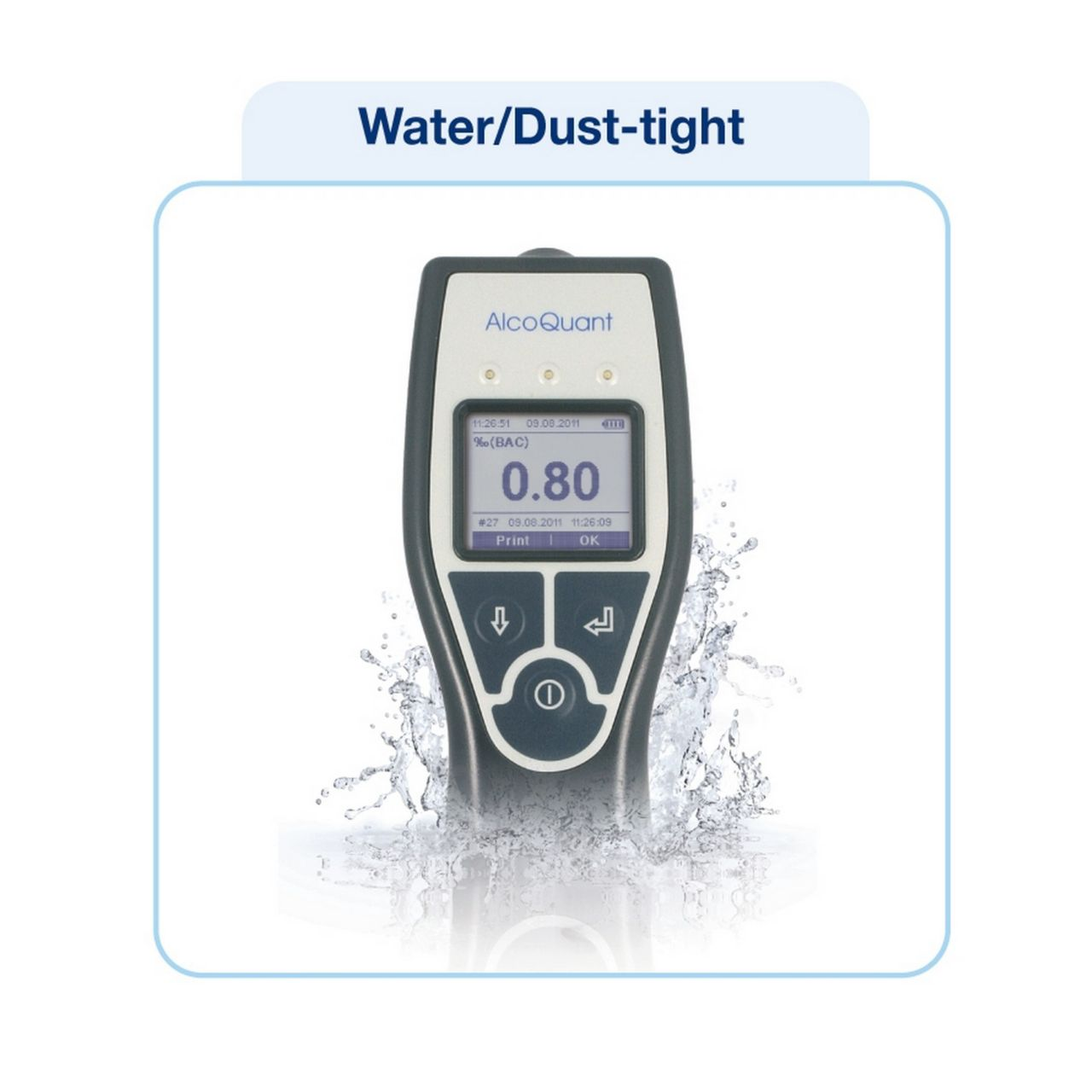 Product image AlcoQuant® 6020 plus (Water and Dust-tight)