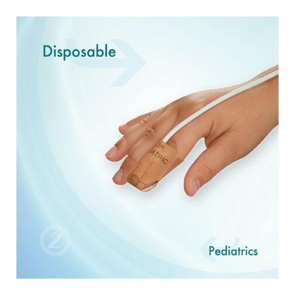 Application image Disposable Sensor Medaplast® Pediatric