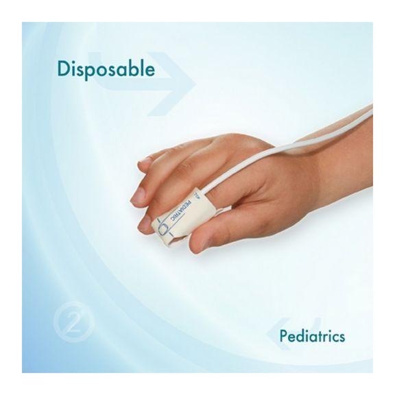 Application image Disposable Sensor Microfoam® Pediatric